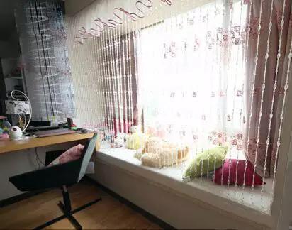 房子装修完了,才知道飘窗还可以这样玩!