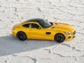 [海外试驾]3.8秒V8悍将 奔驰超跑AMG GTS