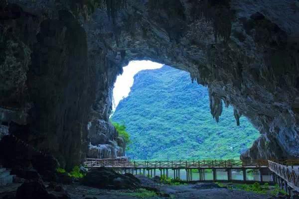 好去处◆肇庆旅游景点--怀集燕山