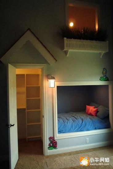 15款创意儿童房设计效果图
