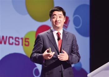华为轮值CEO胡厚昆:跨界扮演5G导师(图)