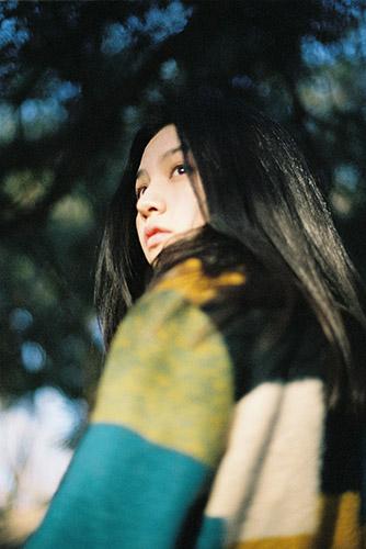 演员春夏写真-踏血寻梅 春夏诠释小人物 演援交少女引争议