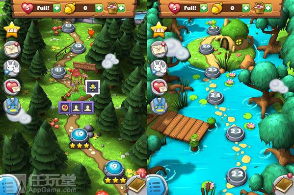 益智解谜游戏《森林之家》