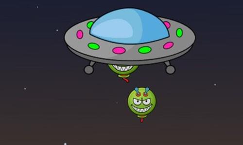 休闲益智游戏《地球对抗气球》 小动物也能保护地球