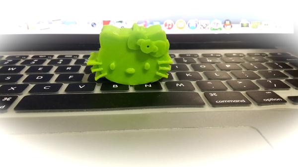 3D打印的成果,值的进一步探索