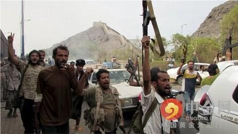 """也门流亡政府:亚丁市已""""解放 胡塞武装被驱逐"""