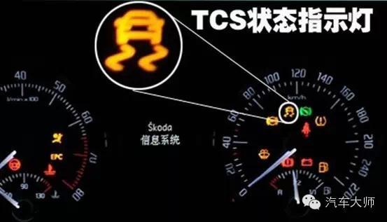 汽车仪表灯涨姿势 汽车仪表盘30个指示灯完全解读高清图片