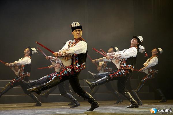新疆人_能歌善舞的新疆人