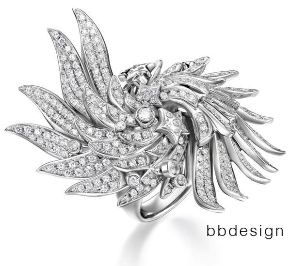 珠宝首饰设计制作图片