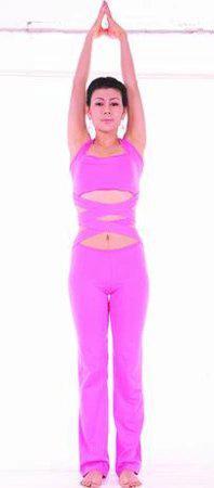 五分钟美女瘦腿&产后瘦身v美女操-搜狐衣什么样瑜伽好拉伸的图片