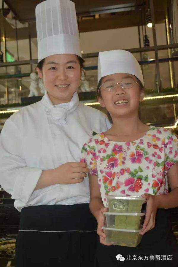 烹然心动-美食烹饪绿茶系列课堂之美食卷蛋一条街亲子奉化图片