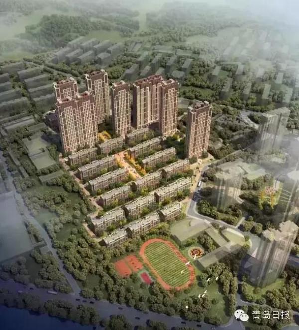 财经 正文  公租房项目39个 涉及房源9404套 市北区:12个项目,2022套
