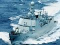 """军迷热议新一艘052D""""中华神盾舰""""露面"""