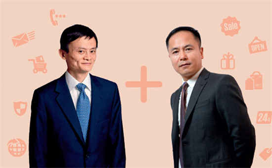 阿里投资银泰,进行零售商业线上线下的融合,探索实体百货的转型出路。