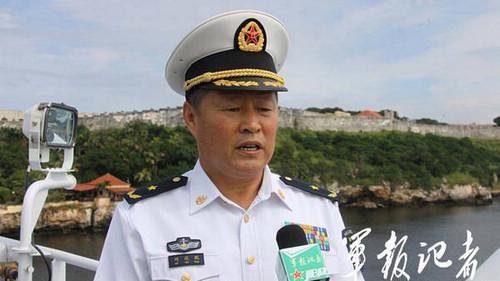 海军一次晋升13名将领 袁誉柏拔擢速度罕见