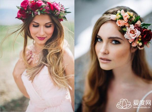 看看下面的美丽花冠,为自己选择一款钟爱的. 简单精巧花冠 责任编辑图片