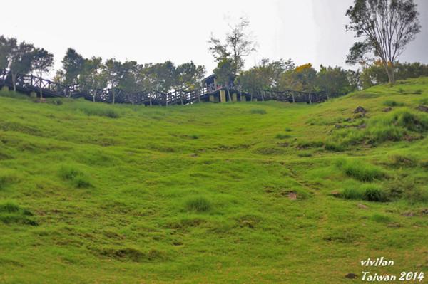 漫步清境 感受青青草原的凉爽气息