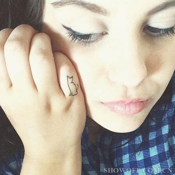 创意时代 让手指小纹身替你释放独特魅力