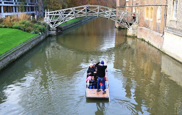 在英国,在剑桥,国王学院与徐志摩的康桥生活-搜