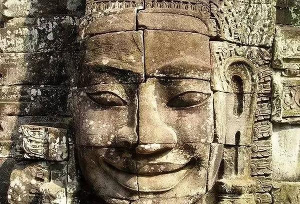 柬埔寨手绘地图 this is 柬埔寨!