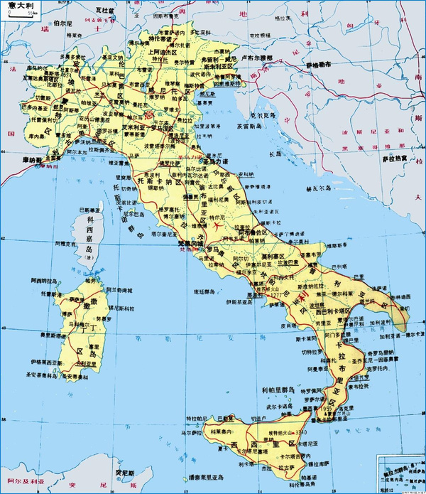 意大利 gdp_意大利风景