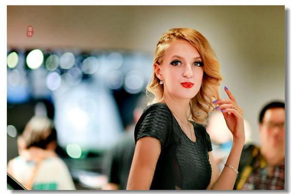 实拍 哈萨克斯坦的美女到底有多美