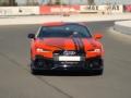 [海外试驾]奥迪 RS7 proto 赛道自动驾驶