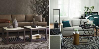 Tao整体家居羊毛手工簇绒地毯,佩斯利纹地毯在室内装饰的运用