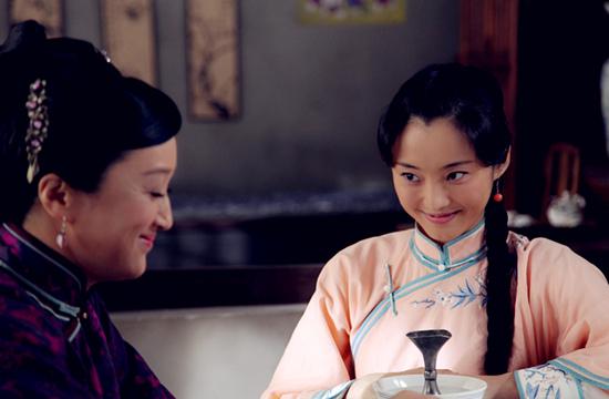 打狗棍刘芊含_《打狗棍》中杨昆,刘芊含演母女档