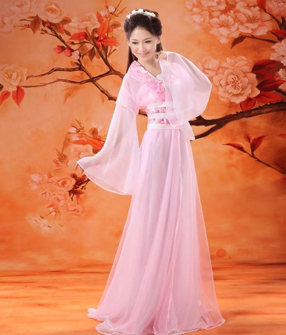 中国古代女性服饰系列篇之二醉美唐服!图片