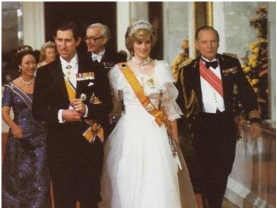 英国王妃戴安娜死亡之谜