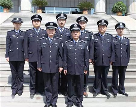 中国公安警服_穿警服的都是公安吗?警察那些门道,你肯定不知道