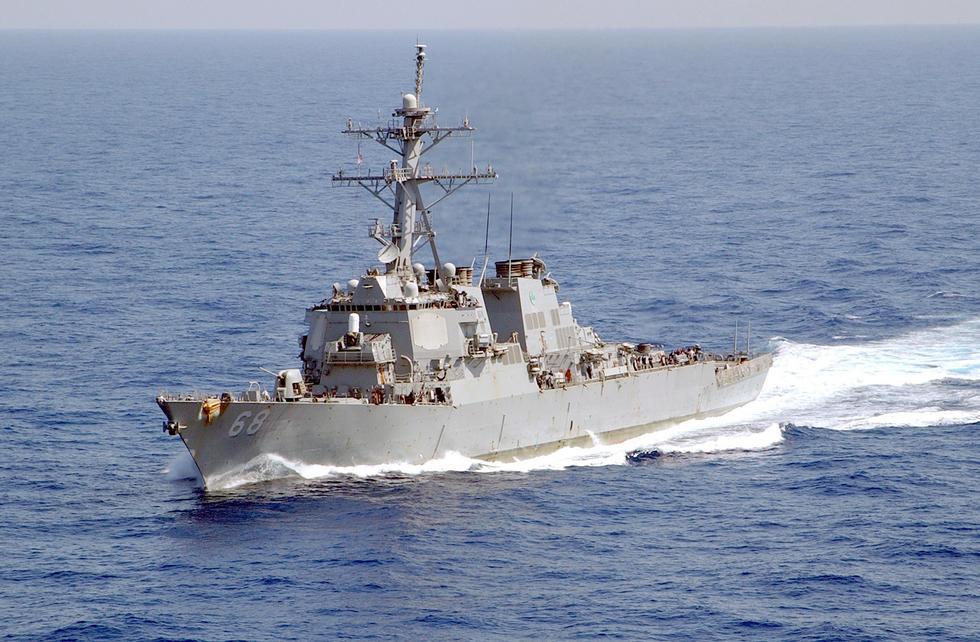 沙利文号驱逐舰