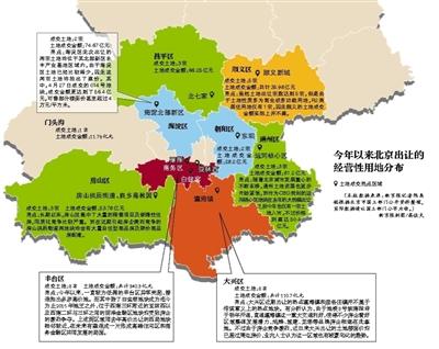 """在""""断顿""""50多天之后,6月底北京土地市场恢复供应,随后其成交火热的情况就一直没有改变。根据北京市国土局公开资料显示,仅7月上半月,土地成交金额已经接近140亿元,连一些非传统热点区域的地块也引起了房企的激烈竞争。"""