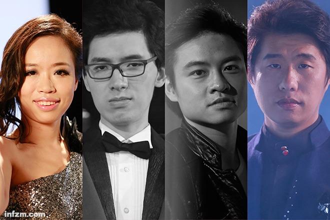 留在赛场上的四强,是崔永元麾下的高磊和杨薇,以及郭敬明麾下的庄一和苏哲伦。他们将在2014年11月22日进行冠军争夺战。