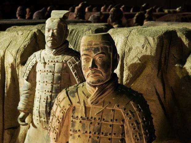 秦始皇墓,中国 秦始皇墓上榜 外媒盘点与世隔绝的全球十大秘境图片
