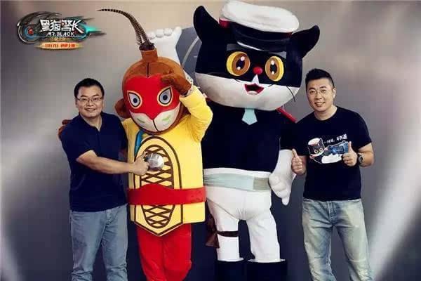 人物组成华语动漫英雄联盟,中国漫威指日可待.