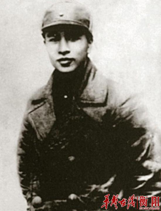衡东首部红色纪录片 抗日名将罗芳�� 杀青