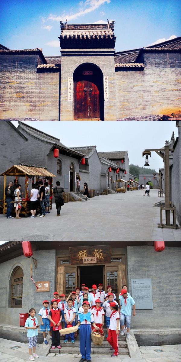 武乡县八路军文化园-山西八路军文化园 游击战体验园开通红色旅游专线