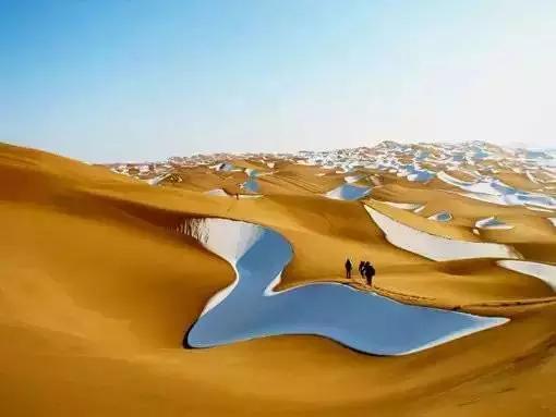 新疆6个美如仙境的绝秘之地