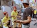 《极速前进中国版第二季片花》第三期 曾宝仪擦鞋被耍暴怒 吴昕翻跟头赚钱