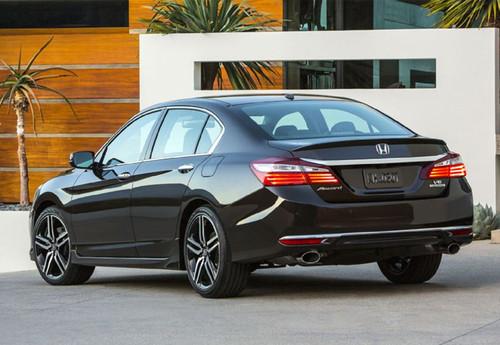 2016款雅阁将支持carplay和android auto图片