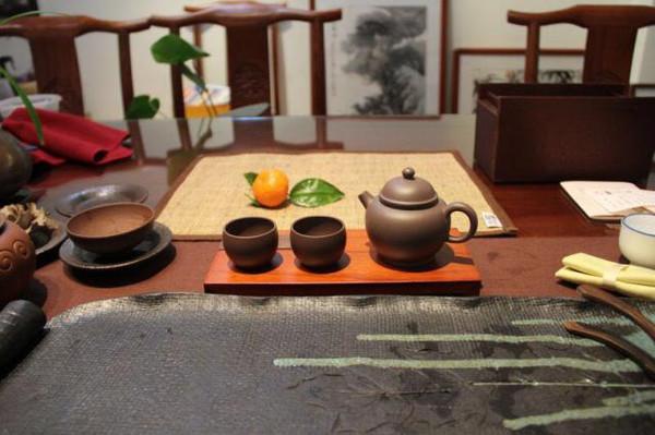 工夫茶具茶杯图片