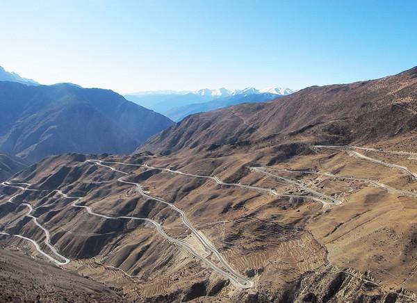 西藏到成都川藏线自驾攻略攻略南线生化危机录像7图片