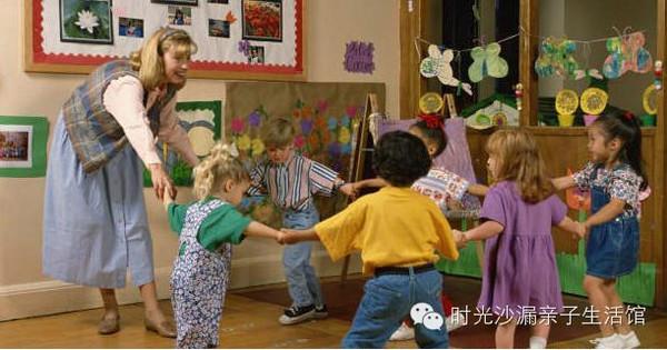 法国幼儿园:将幼儿教育与家庭教育密切结合