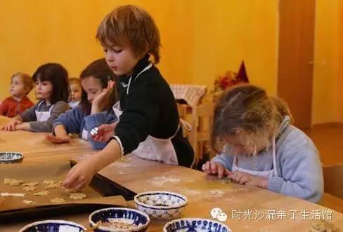 德国幼儿园:提倡培养完整的人