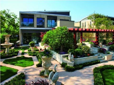 史上最全庭院设计,一定会疯狂的爱上!图片