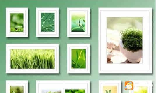 6大照片墙设计方案 大家速度领走