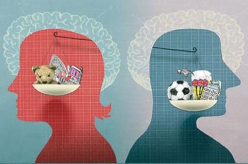 男人大脑比女人的大