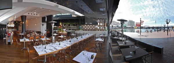 悉尼临港美食